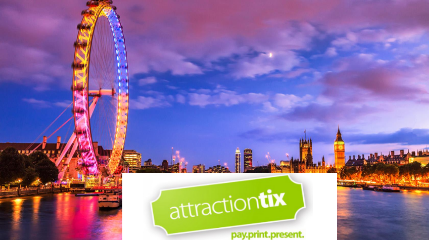 AttractionTix Discount Code
