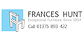 Frances Hunt discount code