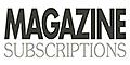 Magazine Subscriptions voucher